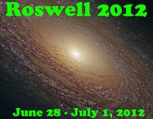Roswell 2012 Conference
