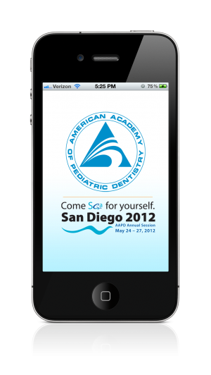 AAPD EventPilot conference app
