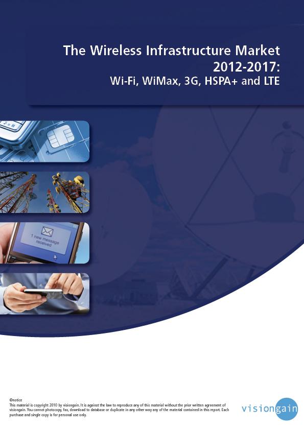 The Wireless Infrastructure Market 2012-2017