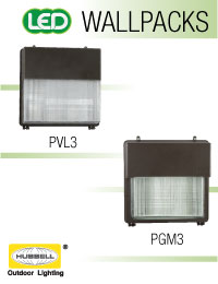 Hubbell outdoor lighting announces popular permaliter wallpack now hubbell outdoors permaliter pvl3 amd pgm3 aloadofball Choice Image