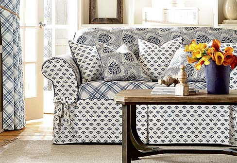 Amelie Patterns Slipcover
