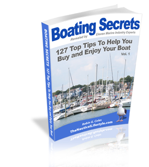 BoatingSecrets: 8.5x11, 230 Pages