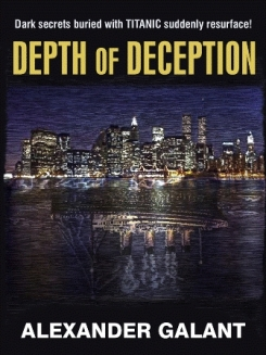 Depth of Deception book cover