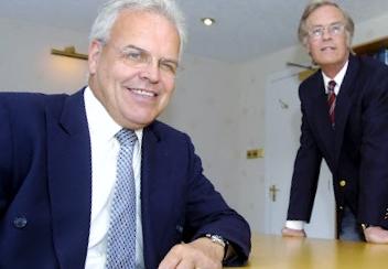 Norman Geddes and Murdoch MacDonald.