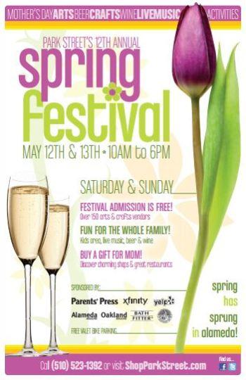 SpringFest 2012 Poster