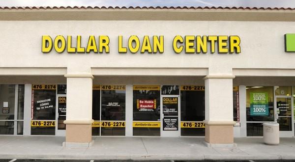 Dollar Loan Center at 6775 E Lake Mead Blvd