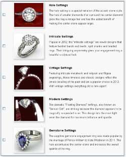 Ring Finder Web App