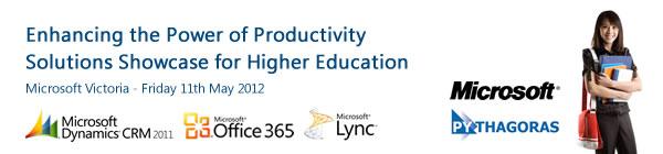 Higher Education Showcase