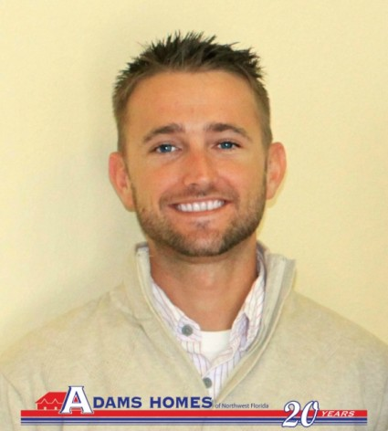 Chris Barton-Adams Homes PM-Fort Myers