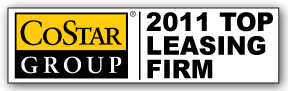 CoStar Top Leasing Firm
