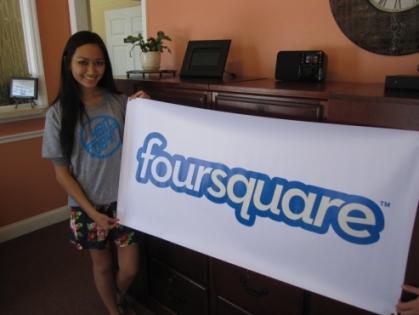 Foursquare-Amanda