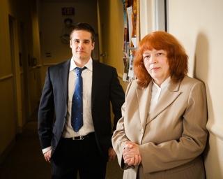 Brian Buch and Alla Cohen