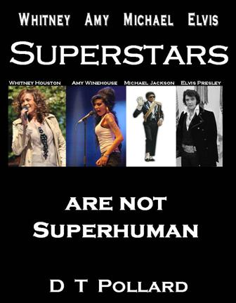 Whitney Amy Michael Elvis - Superstars Are Not Sup