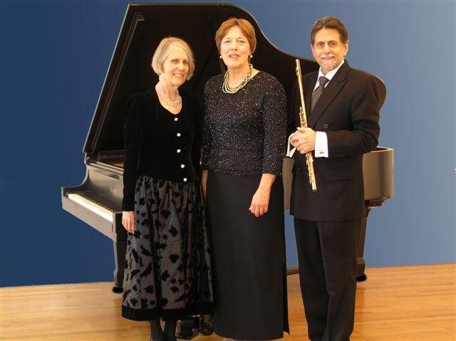 D'Anna Fortunato, Peter Bloom, Mary Jane Rupert