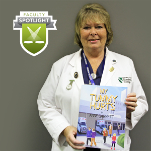 Stanbridge nursing instructor pens children's book