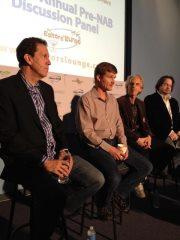 Editors Lounge panelists discuss NAB 2012