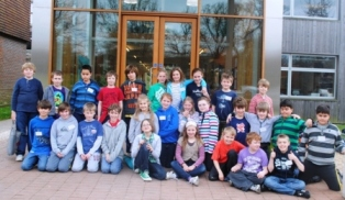 Thorngrove pupils visit Bedales