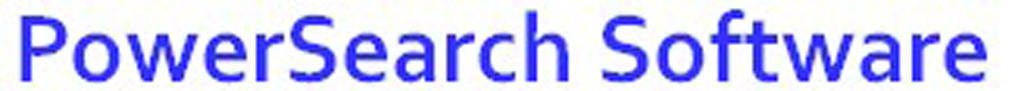 PowerSearch Software