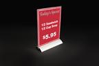FFR-DSI Aluminum Snap Base Sign Holder