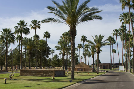 Mesa Funeral Home and Cemetery