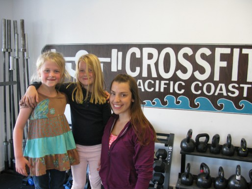 CrossFit Kids Pacific Coast