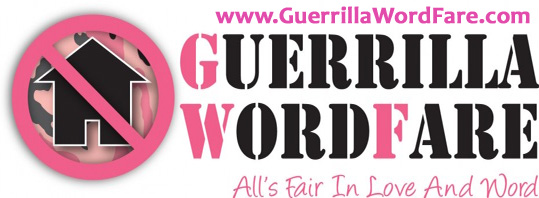 Guerrilla WordFare Romance Fiction Books