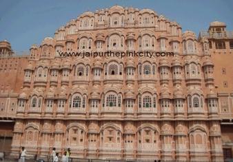 Jaipur Travel Icon Hawa Mahal