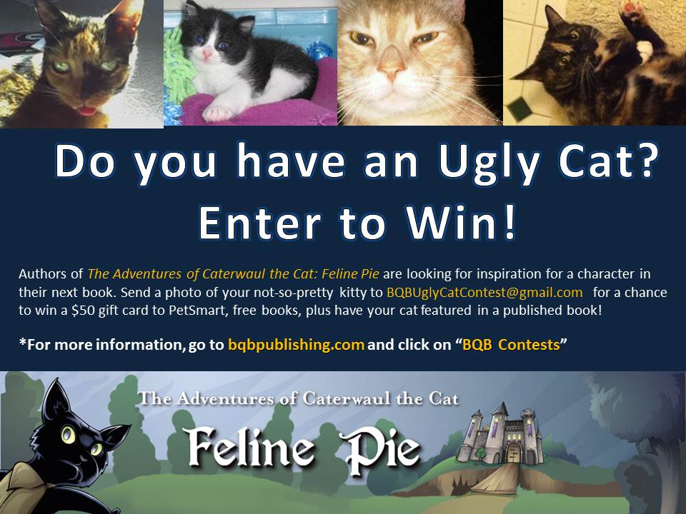 BQB Ugly Cat Contest