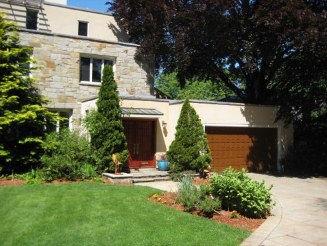 A masterpiece of modern architecture for sale in newton for Contemporary homes for sale in ma