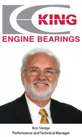 Ron Sledge, King Engine Bearings