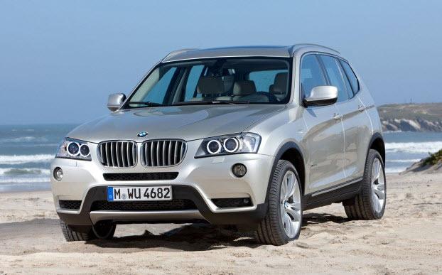 2012 BMW X3 M with Tri-Turbo Inline-six