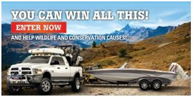 Outdoor Adventure Dream Giveaway