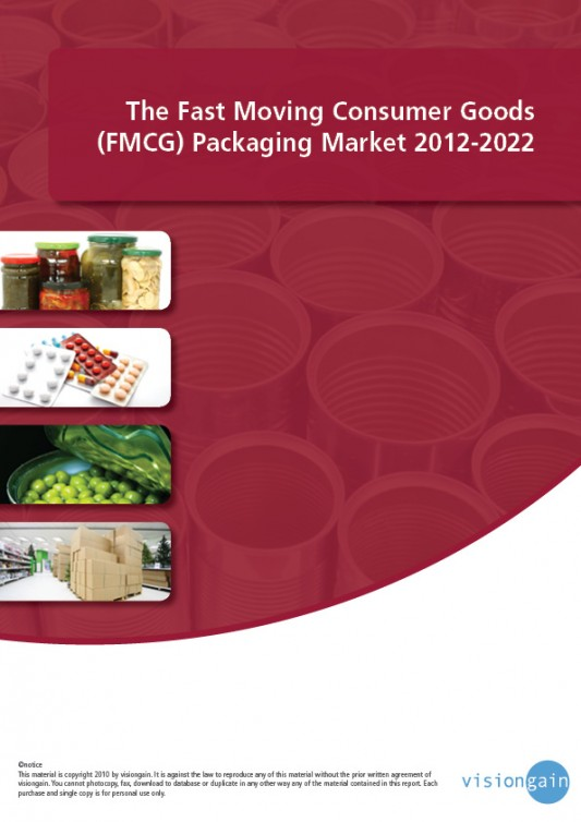 The FMCG Packaging Market 2012-2022