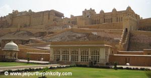 Amber Fort Jaipur Travel Photos