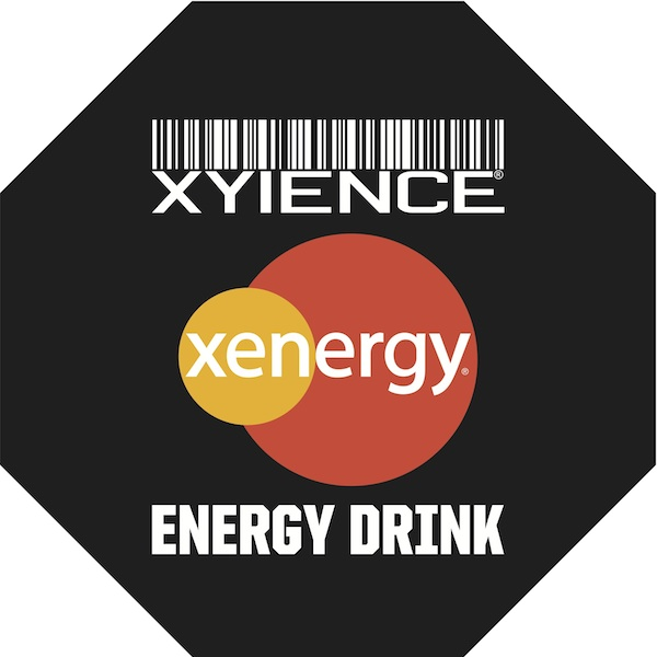 XYIENCE logo as it will appear at UFC on FOX, 5/5