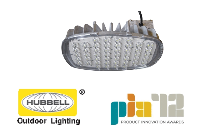 Hubbell Outdoor Lighting Inspiration Hubbell Outdoor Roadway RM RF LED Wins Product Innovation Award