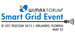 WiMAX Smart Grid 2012 Event