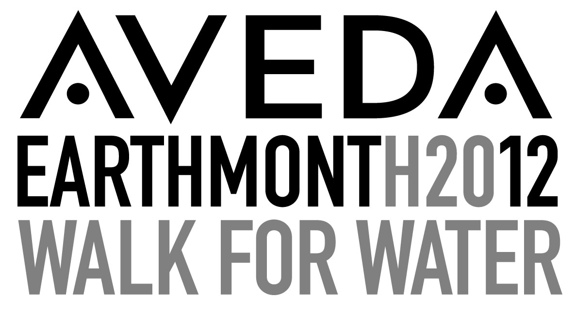Aveda Walk for Water - Evergreen