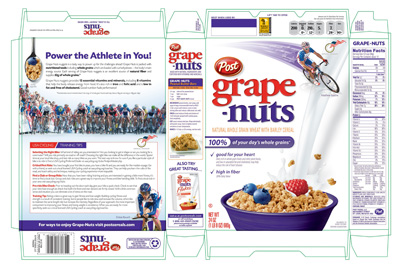 Grape Nuts And Usa Cycling Announce Specially Designed