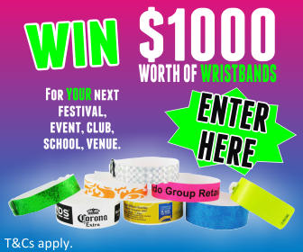 Win Wristbands Competition