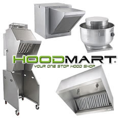 Used Commercial Kitchen Vent Hoods