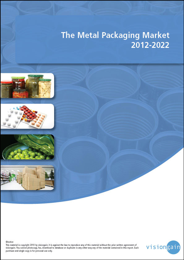 The Metal Packaging Market 2012-2022