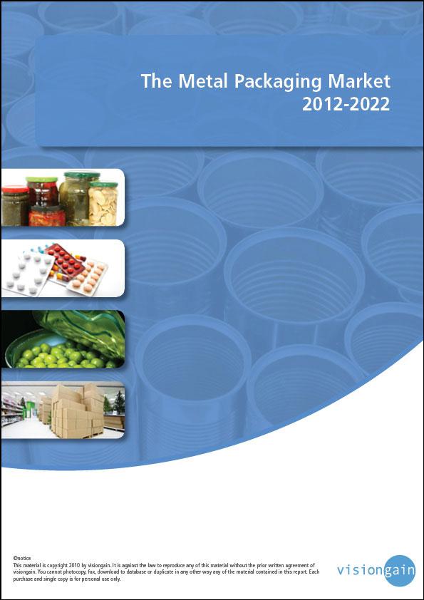 The Metal Packaging Market 2012-2022