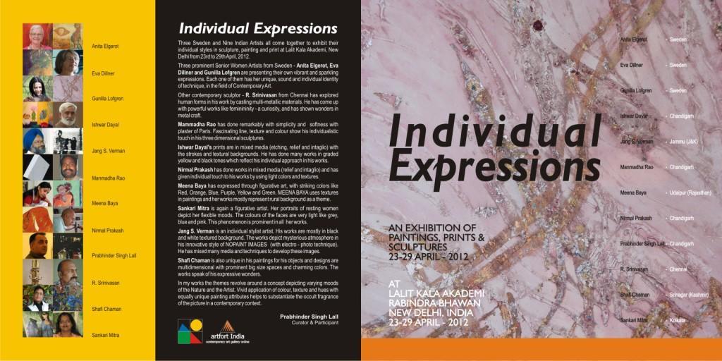 Individual Expressions 2012