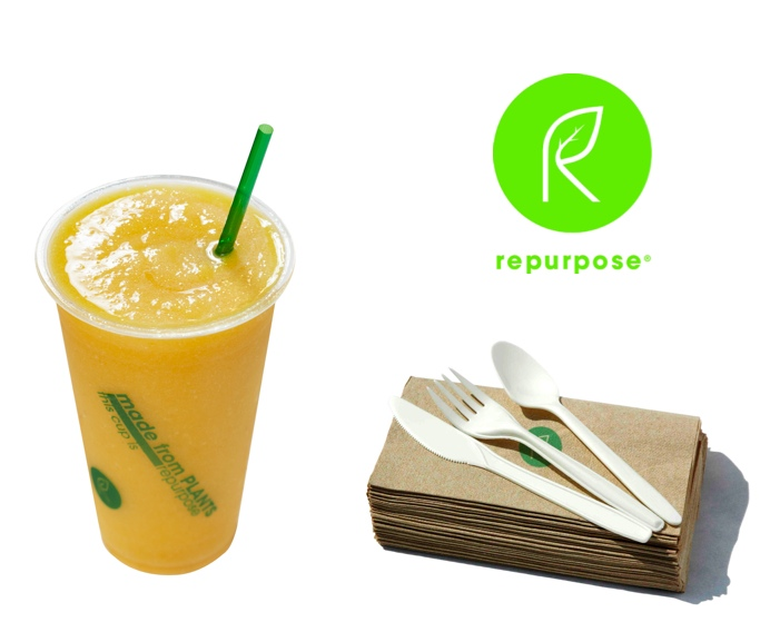 Repurpose 174 Compostables Launches Eco Friendly Cold Cups
