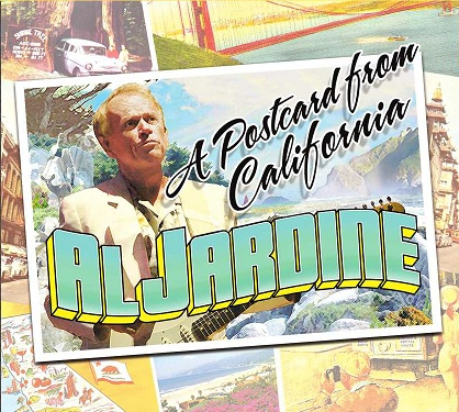AL JARDINE - A Postcard From California CD