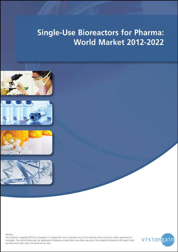 Single-Use Bioreactors for Pharma: World Market