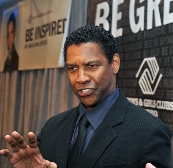 Denzel Washington for Boys & Girls Clubs