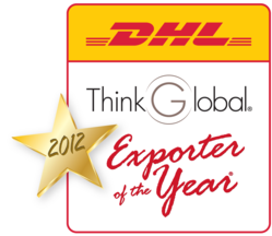 Watch us Grow! Hernon Awarded Exporter of the Year