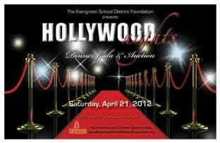 Hollywood Nights Auction Saturday April 21
